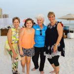 Jan Cretells, Tori Law, Sue Lottridge, Patricia Law