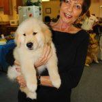 Nancy Dolan with DB