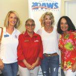 Kimberly Anderson, Jeannie Bates, Brenda Melton, Hilda Dunekacke
