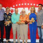 John and Jane Ellen Bowling, Jay and Patty Baker, Amanda Erwin, Jonathan Newell