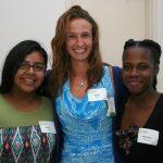 Katia Vega, Emily Allen, Minouse Barrault