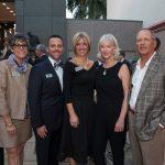 Kelly Capolino, Christian Davis, Tiffany Heck, Shirley and John Beroy