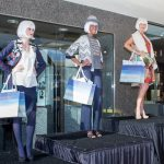 Fashions from the stores at Waterside Shops