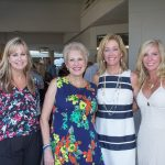 Kellie Jacoby, Anne Fleming, Kaleigh Grover, Carmen Taylor