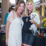 Stacy Wein, Robyn Tauber with Riley Valentino