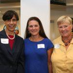 Marilyn Massaro, Diana Childs, Linda McDonald