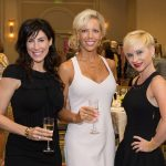 Sharon DeLaura, Trisha Borges, Sonya Sawyer