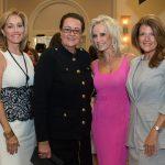 Kaleigh Grover, Patricia Murphy, Shelia Davis, Sharon Treiser