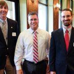 Patrick Woods, Brain Castellani, Ian Dean