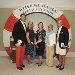 Barry and Ginny McKenzie, Linda Flewelling, Karin and Ron Ciesla