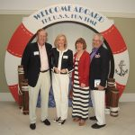 Chuck and Mary Beth Johns, Mary Lou and Bill Swartz