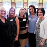 Sheryl Rogers, Sandra Eaton, Diana Little, Jessica Campbell, Peggy Aune