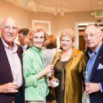 Bob and Mary Ann Wetoska, Janet Albers, Bill Shorske