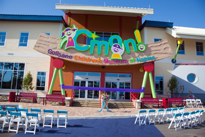 The Golisano Children's Museum of Naples celebrated its grand opening with the Dream Gala in March.