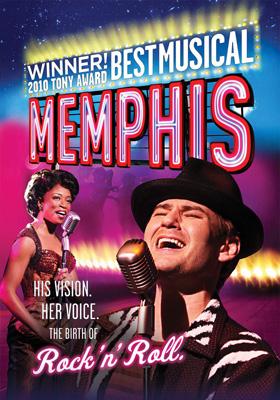Tony Award winner Memphis plays at the Naples Philharmonic Center February 2012