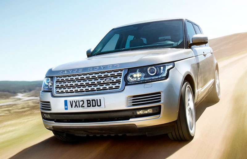 2013 Range Rover - uber luxury SUV - Land Rover