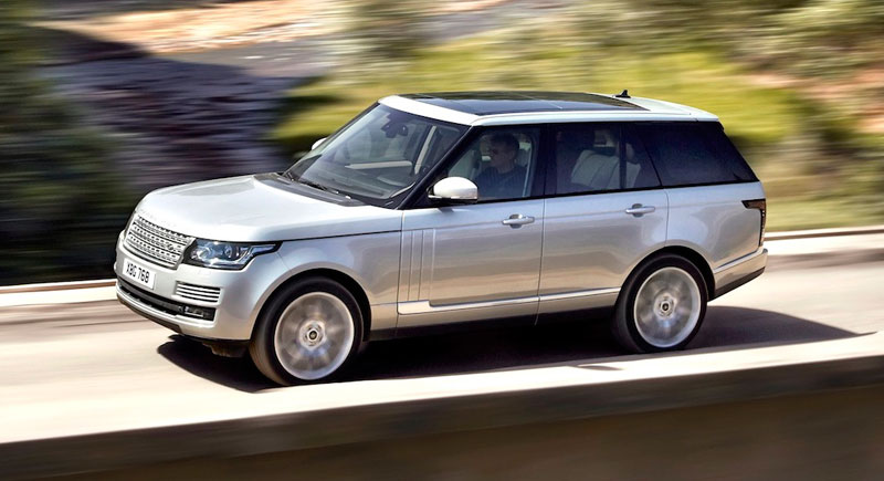2013 Range Rover - luxury SUV review