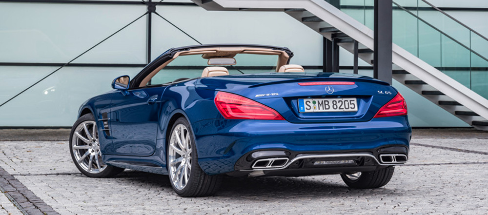 Preview of the 2017 Mercedes-Benz SL65 - Howard Walker reviews Germany's next super coupe