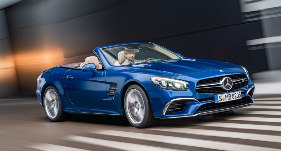 2017 Mercedes SL65 - automotive preview with Howard Walker