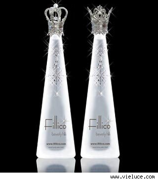 Fillico, the $100 bottled water
