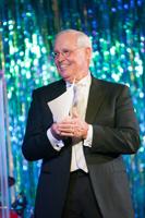 Bob Harden served as master of ceremonies for the Golisano Children's Museum of Naples Dream Gala.