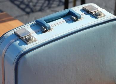 Suitcase containing $1 million left in pizza restaurant
