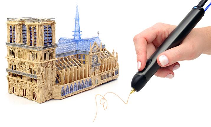 3Doodler 2.0 - 3-dimensional pen - sculpture