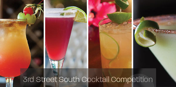 3rd Street South Cocktail Competition - Naples Illustrated