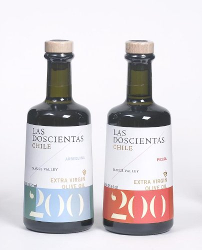 Las Doscientas, single-varietal olive oil from Chile