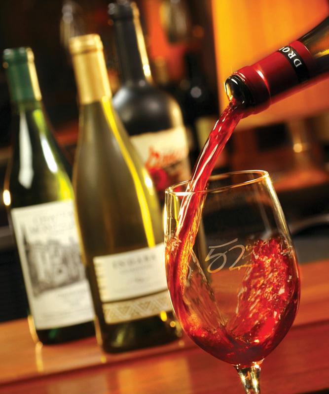 Seasons 52 wine - Master Sommelier George Miliotes