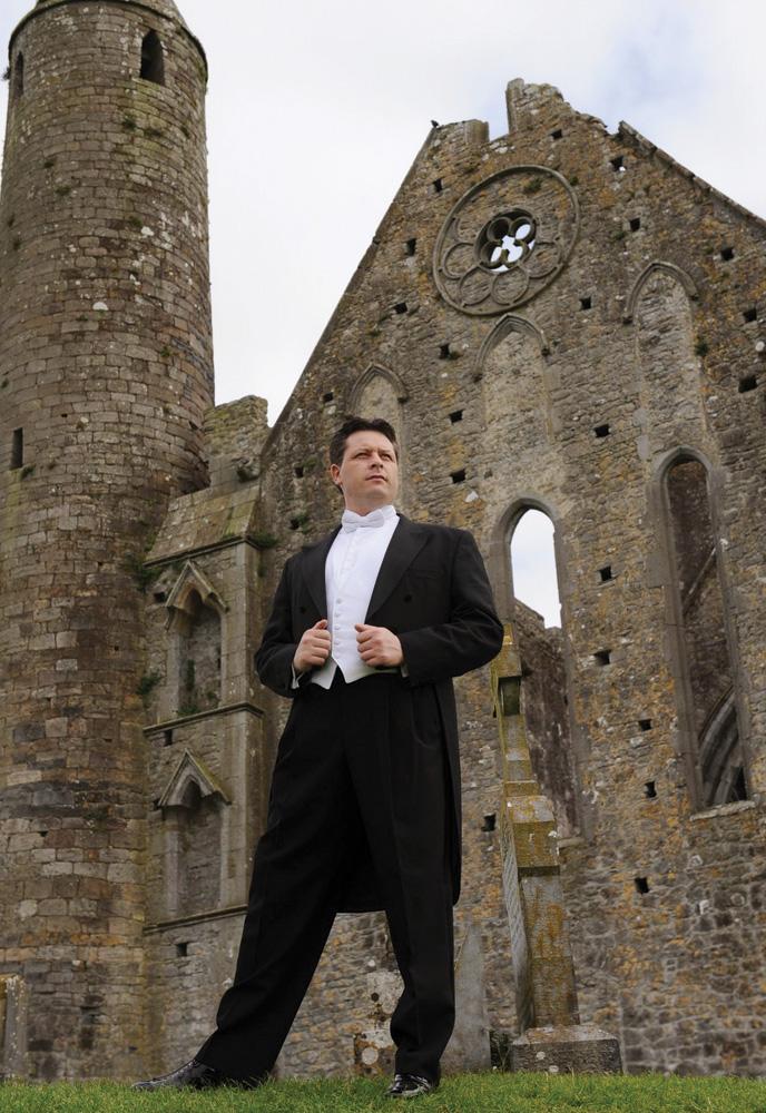 Anthony Kearns - Elixir of Love - Gulfshore Opera - Artis--Naples - The Irish Tenors