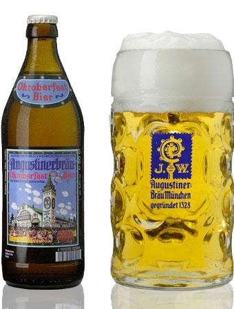 Augustiner Brau - Munich - Oktoberfest bier