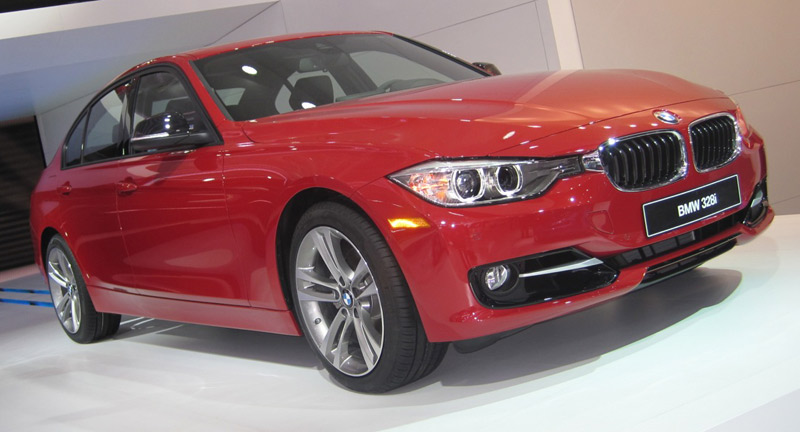 2013 BMW 3-Series - Howard Walker's Top 10 Cars from the 2012 Detroit Auto Show