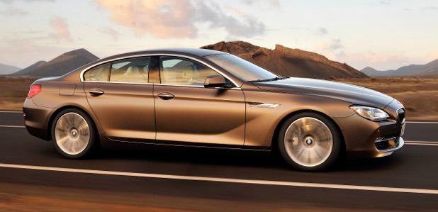 BMW 6 Series Gran Coupe - luxury autombile - Howard Walker, autimotive expert