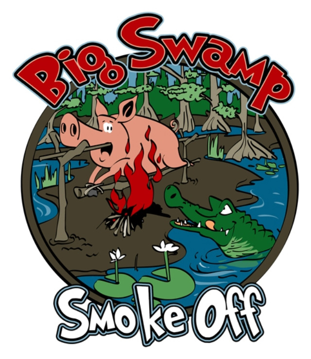 Big Swamp Smoke-Off barbecue competition - cooking event in Naples - Florida BBQ Association