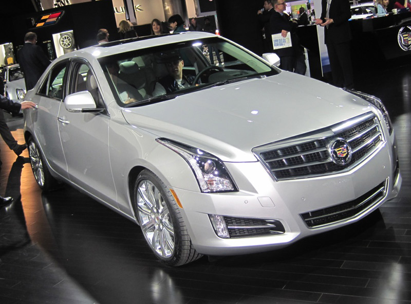 2013 Cadillac ATS - Howard Walker's Top 10 from the 2012 Detroit Auto Show