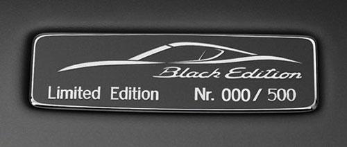 2012 Porsche Cayman Black Edition - Howard Walker