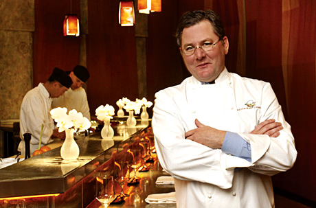 Chicago chef Charlie Trotter