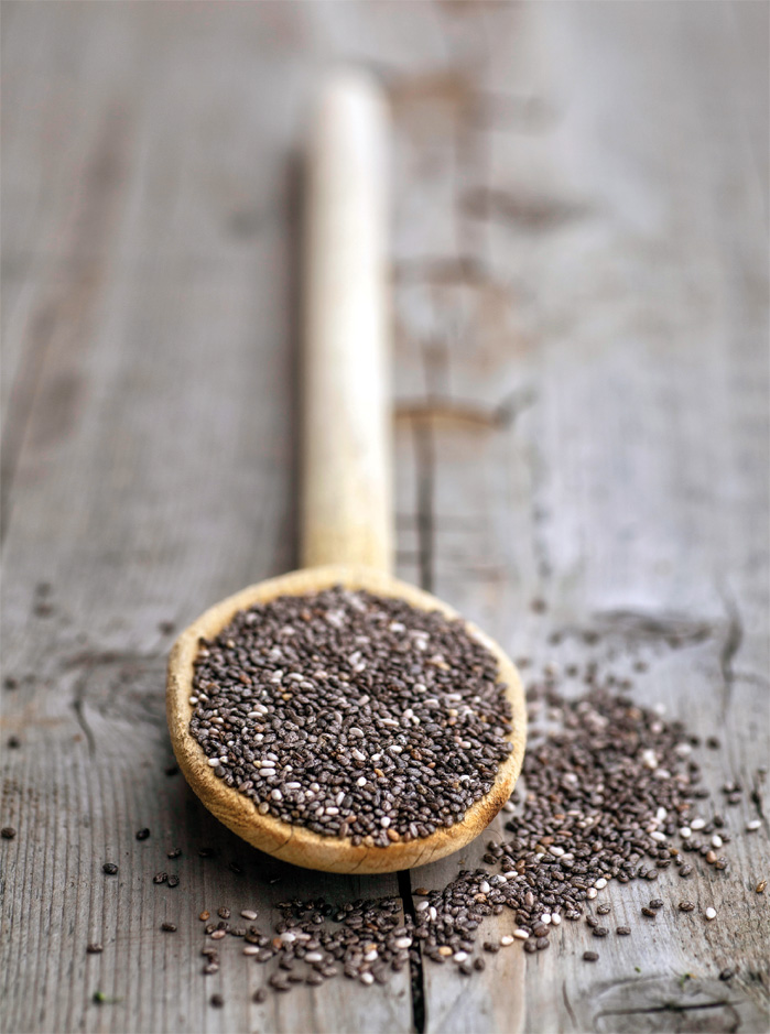 Chia Seed Pudding - healthy recipes for raw dieters