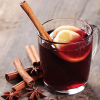 Cold Weather Cocktail Recipes - Mulled Wine - Hot Toddy - Hot Buttered Rum