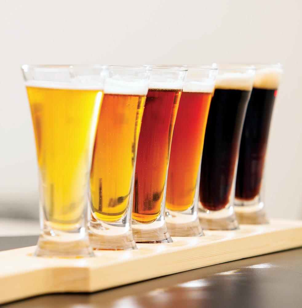 Craft Beer Samplings at the Naples Craft Beer Festival