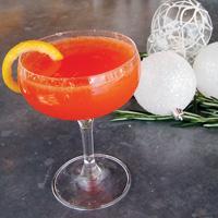 Crowd Pleasing Cocktail Recipes - Rum Punch - Eggnog