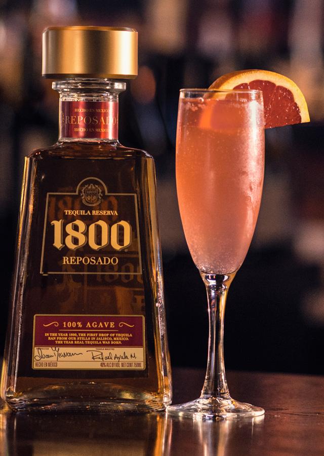 1800 Resposado Tequila - DayBreak Cocktail Recipe