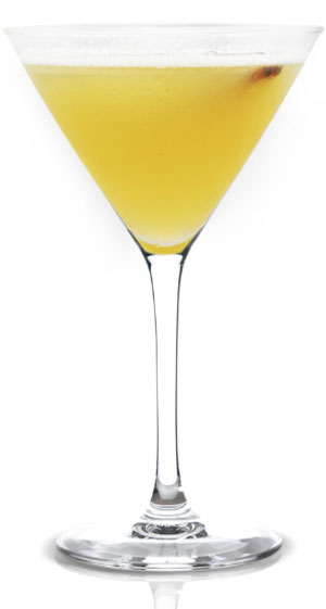 Fall Affair - Voli Light Vodka - low-calorie cocktails