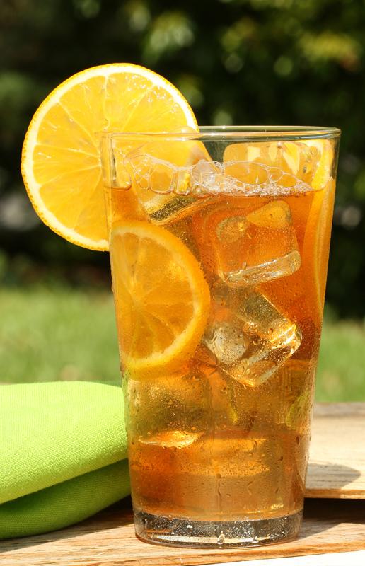 Florida Sparkling Citrus Iced Tea - Justin Timineri, Florida Culinary Ambassador