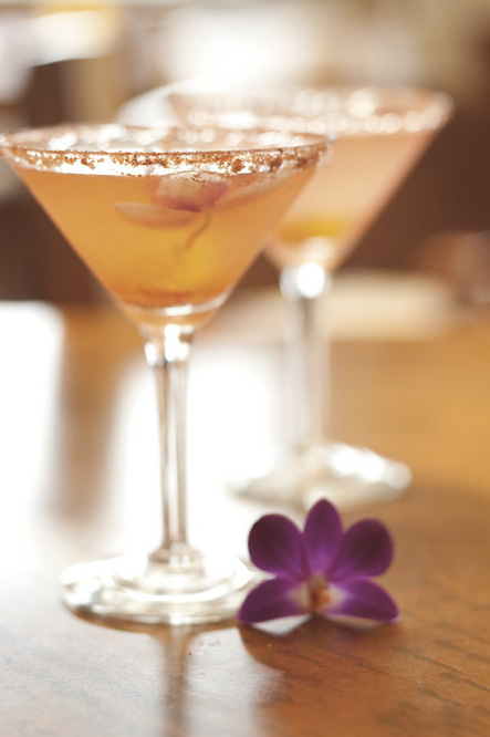Floridian Dreams - Craft Cocktail Recipe from Dusk at The Ritz-Carlton, Naples