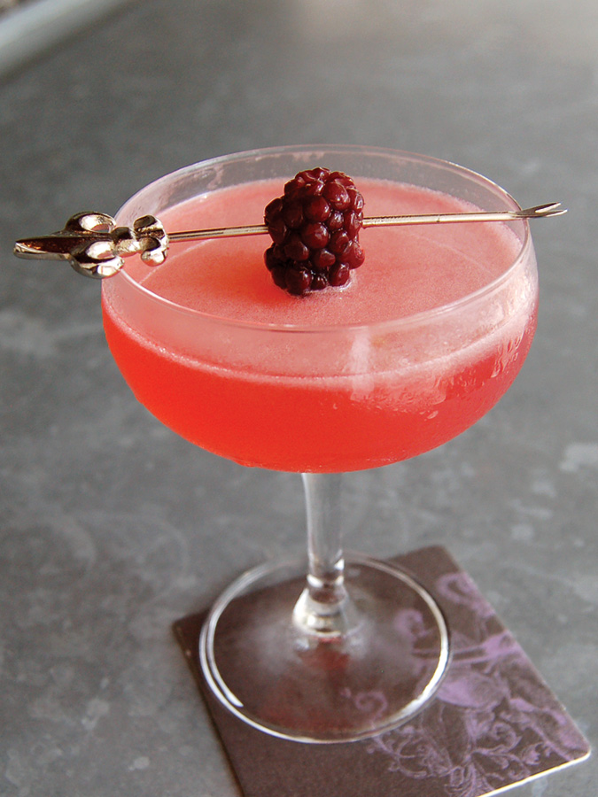 Naples Illustrated's Dining Awards - Best Craft Cocktail - Follow the White Rabbit | The Continental