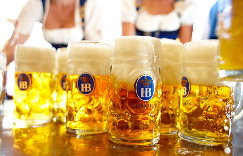 Hofbrau-Munchen - Oktoberfestbier