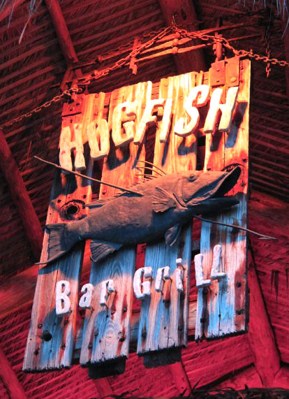 Hogfish Bar & Grill - Key West local's haunts and hangouts
