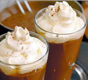 Buttered Pumpkin Rum - autumn-inspired cocktails - pumpkin cocktail